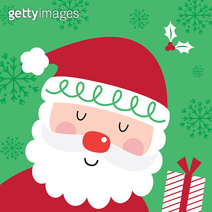 Christmas character design