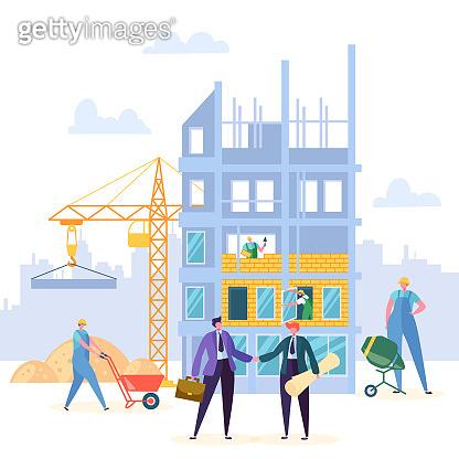 Project Building Design Banner