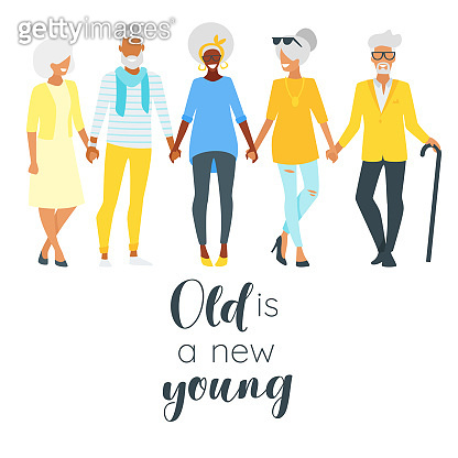 Old is a new young