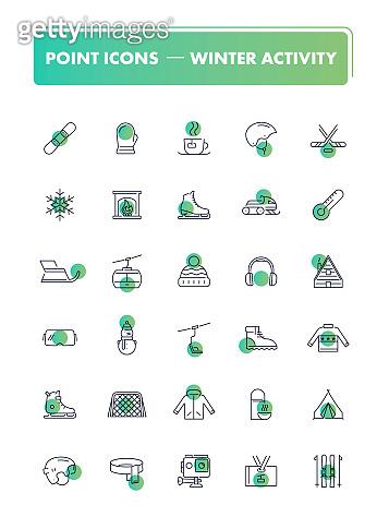 Leisure Icon set