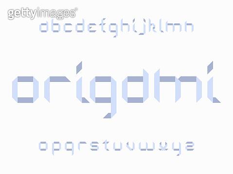 Font alphabet set