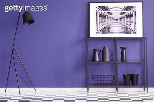 Ultra violet interior