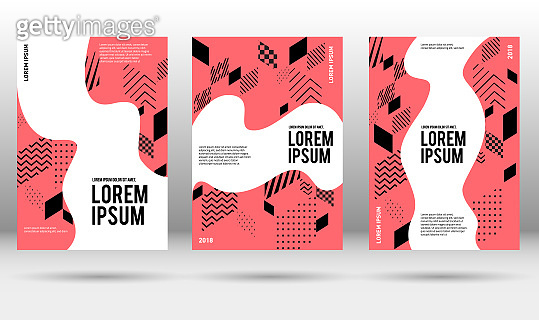 Modern cover design