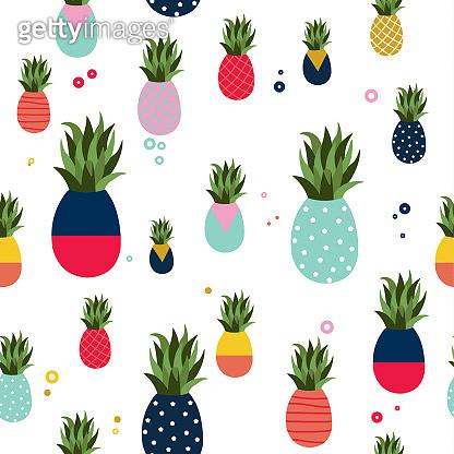 summer pattern art