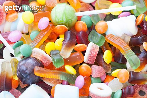 Jelly sugar candy