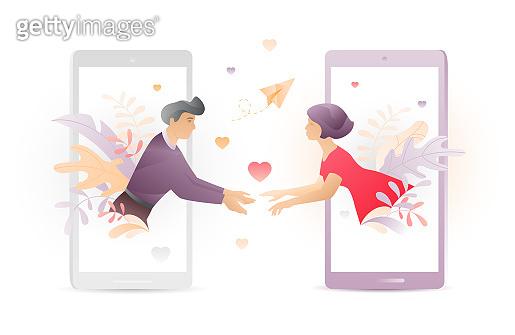 Online Romantic Dating