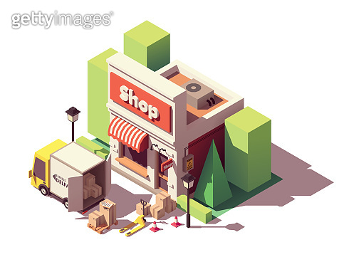 Isometric placement