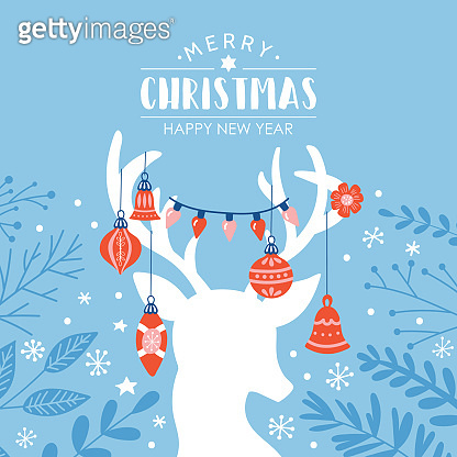 Christmas cute Illustration