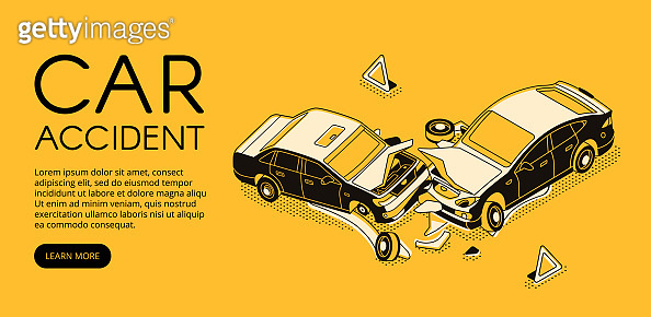Car & Tire illustration