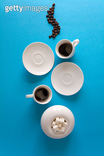 Various coffee making accessories