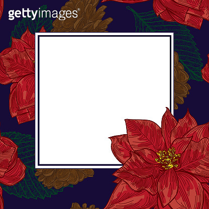 Poinsettia Template