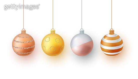 Set of decoration
