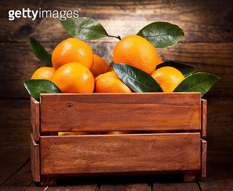 fresh fruits orange