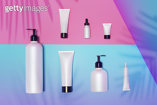 Cosmetic mock up