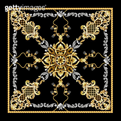 Baroque and knotting elements