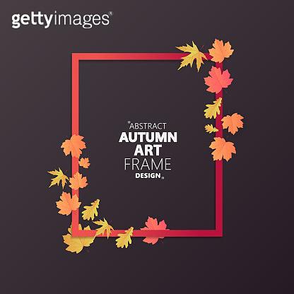 Autumn art design