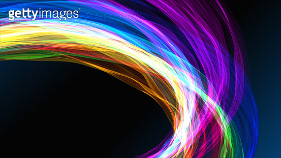 Colorful Distorted Backgrounds