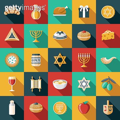 food & life icon set