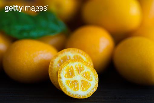 Fresh Ripe Kumquat