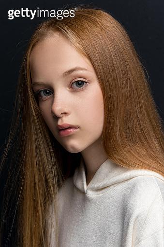 Beautiful child model