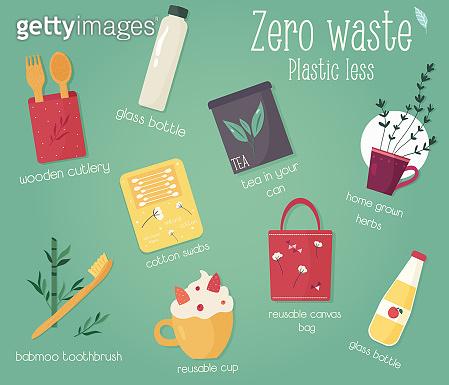 Zero waste collection