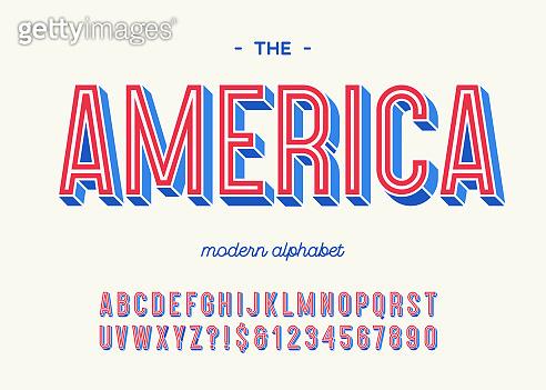 trendy typography