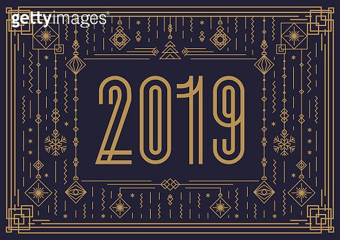 2019 gold style