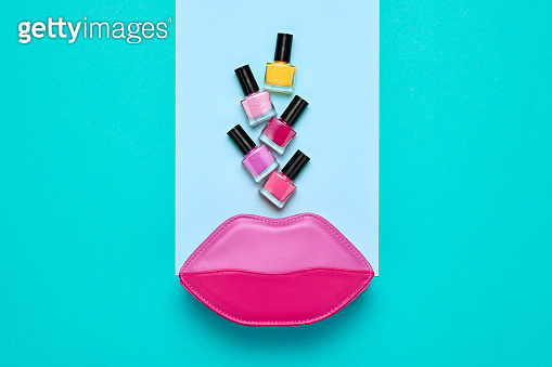 Cosmetic Minimal Makeup Set