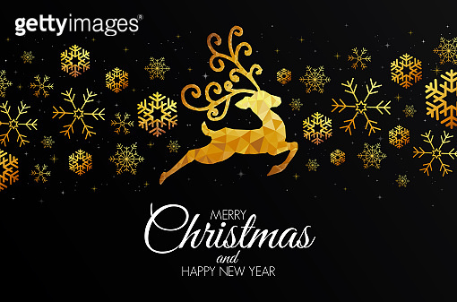 Christmas colorful greeting card