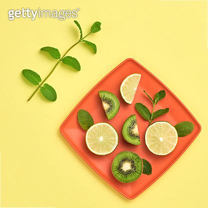 Lemon & Kiwi