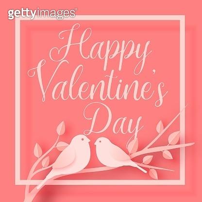 Valentine's Day, template
