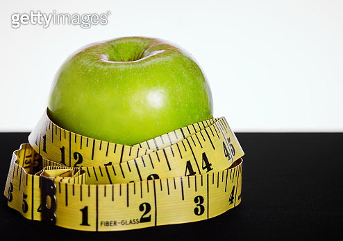 green apple, diet