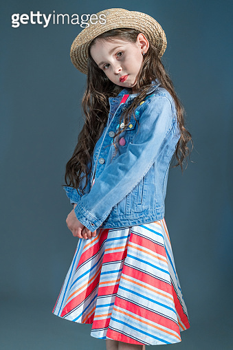 어린이 모델