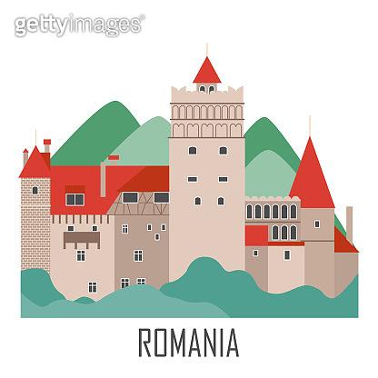 Landmarks of Romania