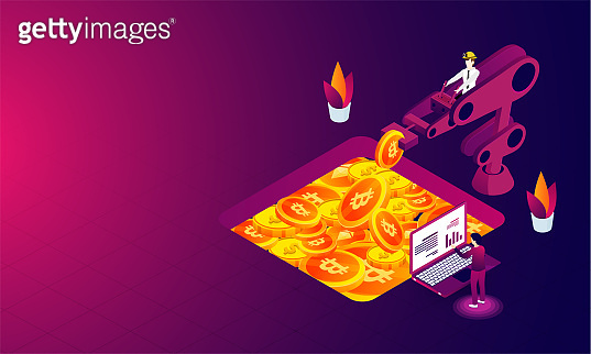 Digital concept illustration