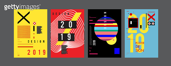 2019 New Poster Design Template