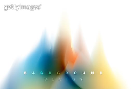 fluid style background