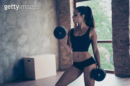 Beautiful strong model