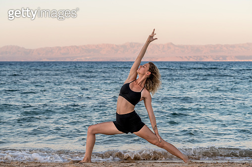 Yoga By The Red Sea