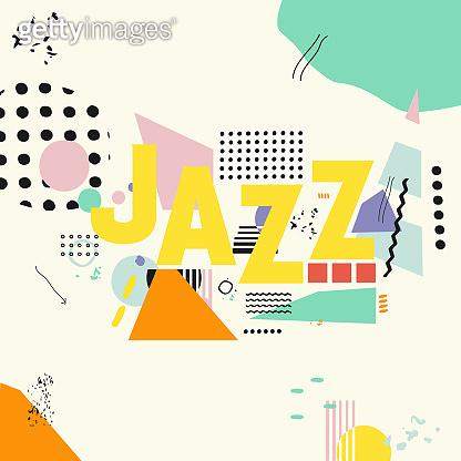 재즈, 뮤직, 포스터