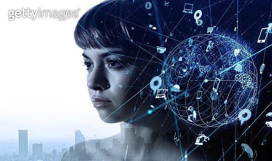 AI human