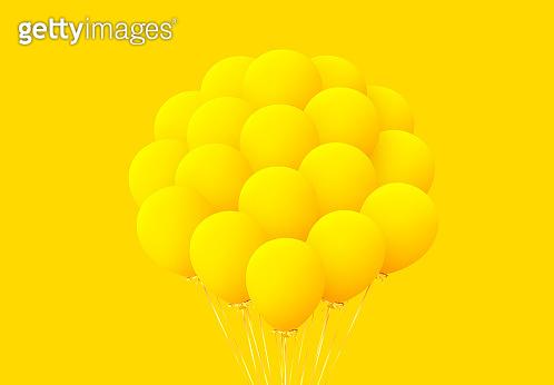 Geometric object block, balloon