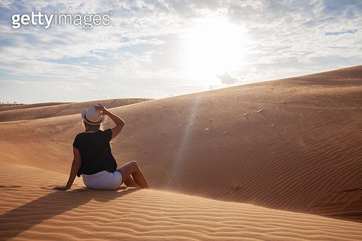 Desert in Mui Ne, Vietnam
