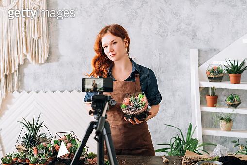 DIY florarium video course