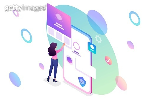 Concept for web design