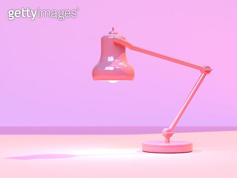minimal concept 3d rendering