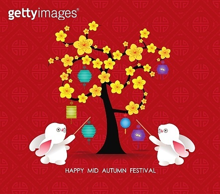 Moon Rabbits of Autumn Festival