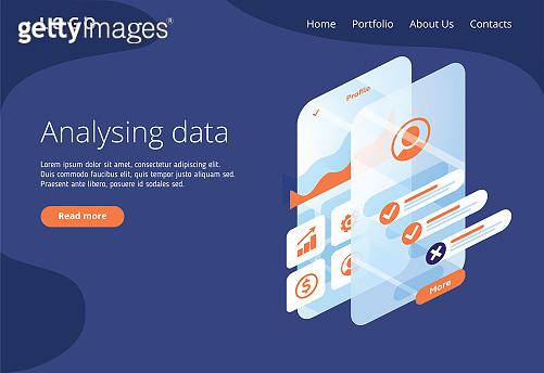 App develop web banner