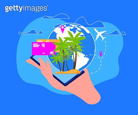 Mobile application - Travel