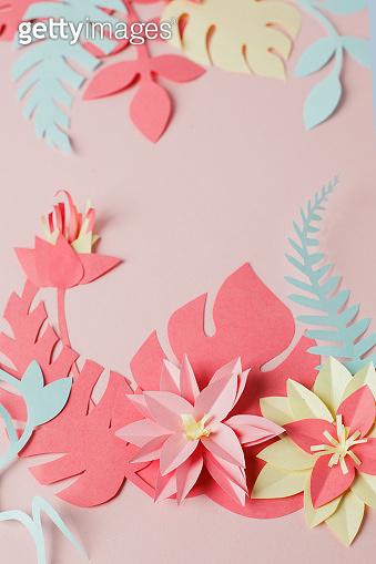 Tropical paper composition